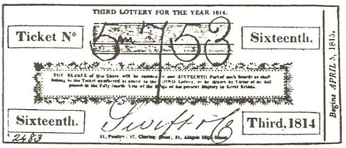 1814_english_state_lottery_ticket
