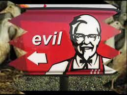 kfc evil