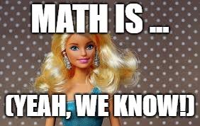 math is yeah