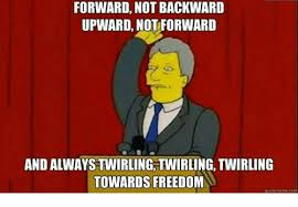 twirling