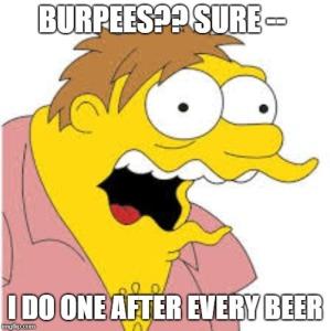 burp barney