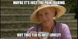 maggie tea