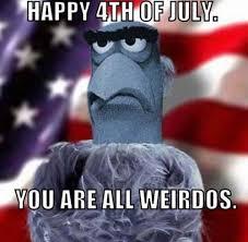 fourth of july weirdos