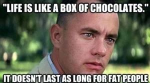 chocolates life