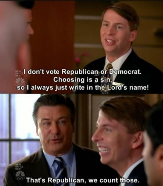 30 rock we count those