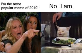 woman cat new year