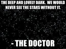 doctor dark stars