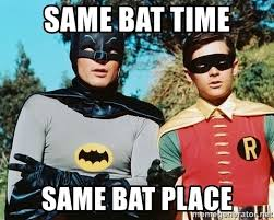 batman same bat time